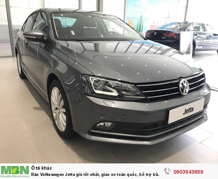 Bán Volkswagen Jetta giá tốt nhất, giao xe toàn quốc, hỗ trợ trả góp lãi suất thấp 0