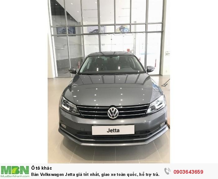 Bán Volkswagen Jetta giá tốt nhất, giao xe toàn quốc, hỗ trợ trả góp lãi suất thấp 2