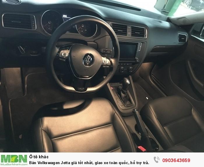 Bán Volkswagen Jetta giá tốt nhất, giao xe toàn quốc, hỗ trợ trả góp lãi suất thấp 3