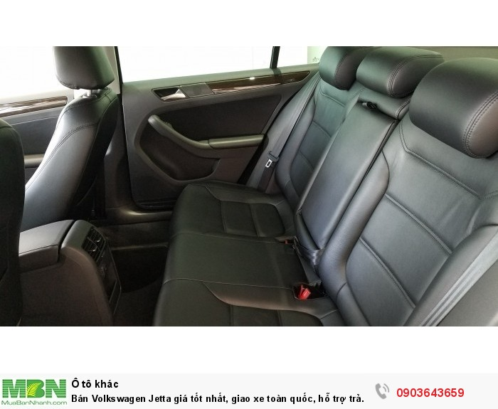 Bán Volkswagen Jetta giá tốt nhất, giao xe toàn quốc, hỗ trợ trả góp lãi suất thấp 4