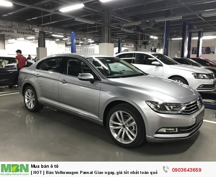 [ HOT ] Bán Volkswagen Passat Giao ngay, giá tốt nhất toàn quốc, hỗ trợ trả góp 2
