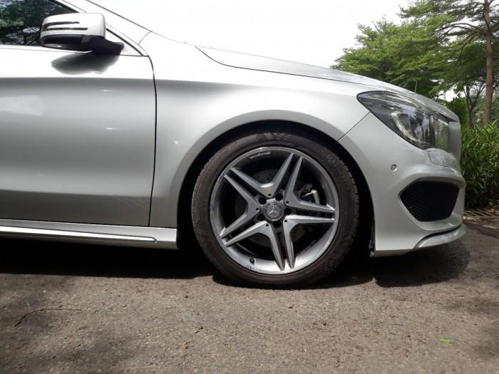 Bán Mercedes-Benz CLA250 2016 cũ đã qua sử dụng chính hãng 4