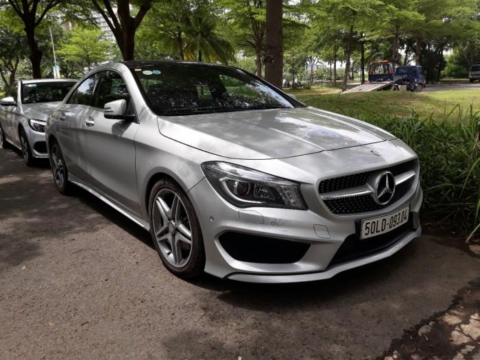 Bán Mercedes-Benz CLA250 2016 cũ đã qua sử dụng chính hãng 3