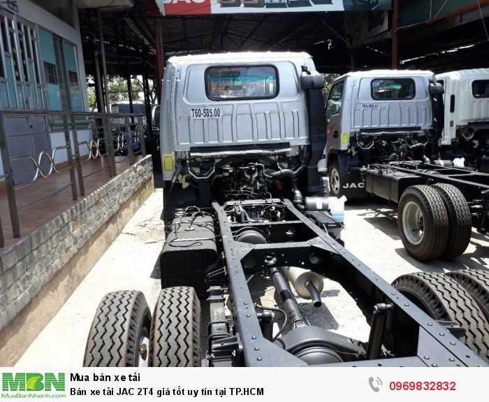 jac 2t4 hạ tải vào thành phố, uy tín nhất tại Phú Mẫn Auto