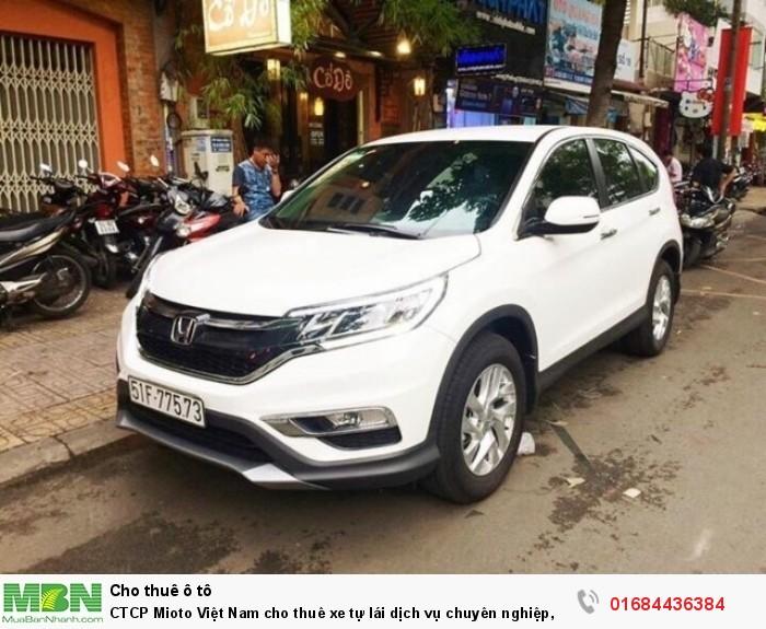 CTCP Mioto Việt  Nam cho thuê xe tự lái dịch vụ chuyên nghiệp, giá tốt tại các quận ở TP HCM