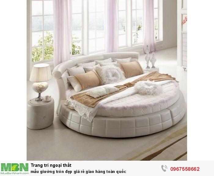 giường tròn giá rẻ0