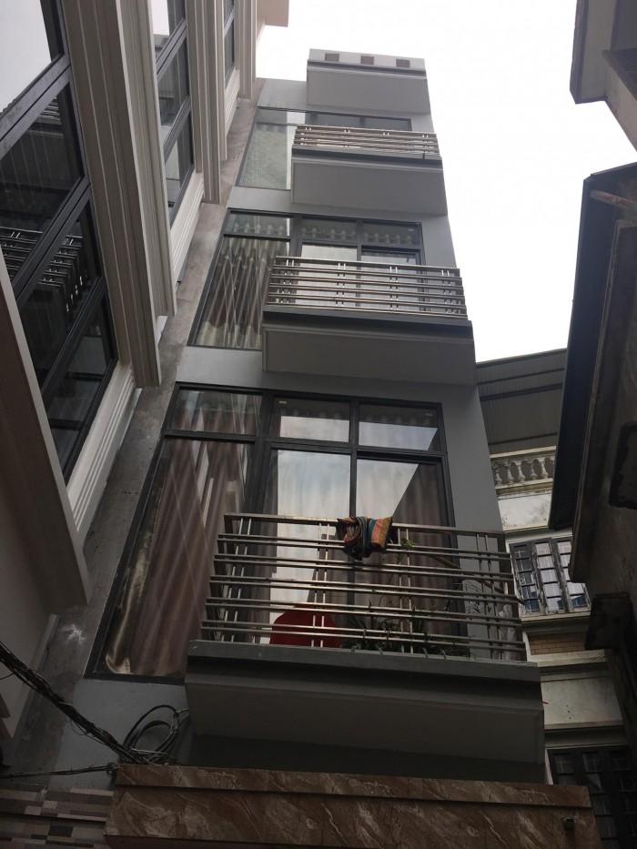 Bán nhà chính chủ 5 tầng mới ngõ 12 Hàm Nghi, Nam Từ Liêm