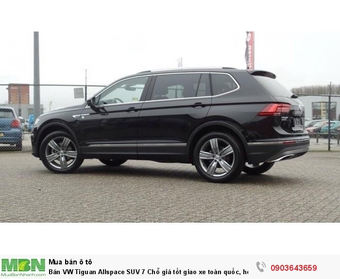 Bán VW Tiguan Allspace SUV 7 Chỗ giá tốt giao xe toàn quốc, hỗ trợ trả góp 5