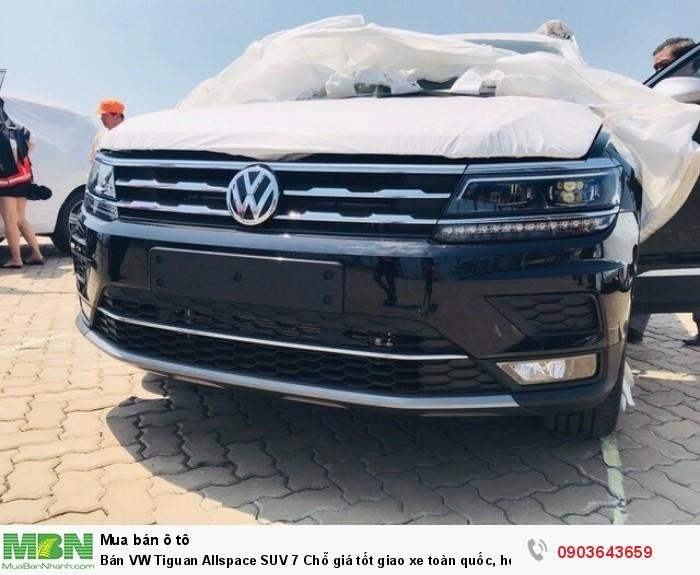 Bán VW Tiguan Allspace SUV 7 Chỗ giá tốt giao xe toàn quốc, hỗ trợ trả góp 6
