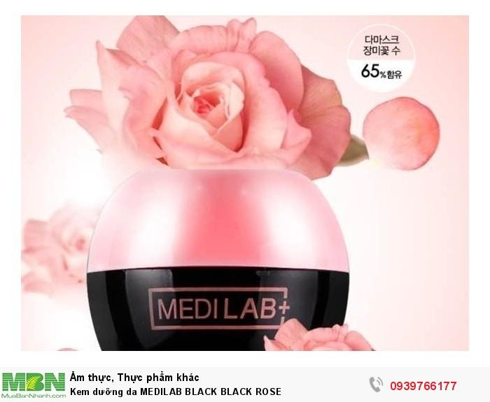 Kem Dưỡng Da Medilab Black Black Rose1