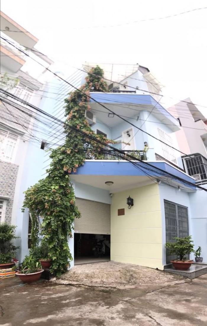 Bán Nhà MTXD đườn Đỗ Đức Dục,P.Phú Thọ Hòa,Q.Tân Phú