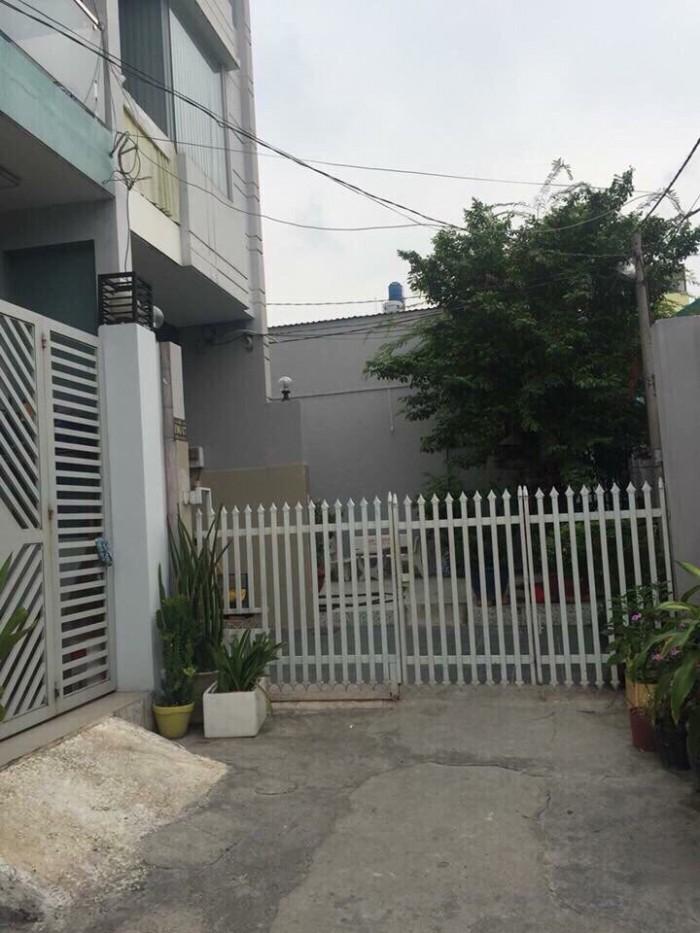 Nhà hẻm giá rẻ đường Tân Sơn Nhì , DT 4m x 14m