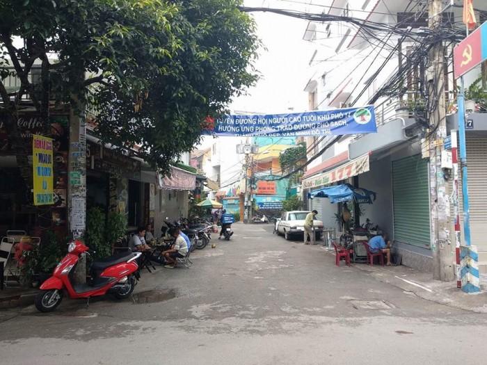 Bán nhà Nguyễn Văn Công, Gò Vấp, hẻm xe hơi cực rộng, 40m2 nhà đẹp