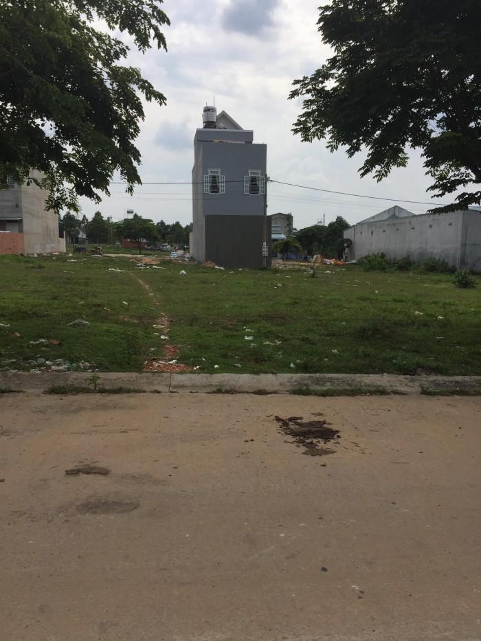 Lô đất nền trong khu đô thị Mỹ Phước 3, gần chợ, trường học, bệnh viện, sổ hồng, thổ cư, hỗ trợ vay 50%