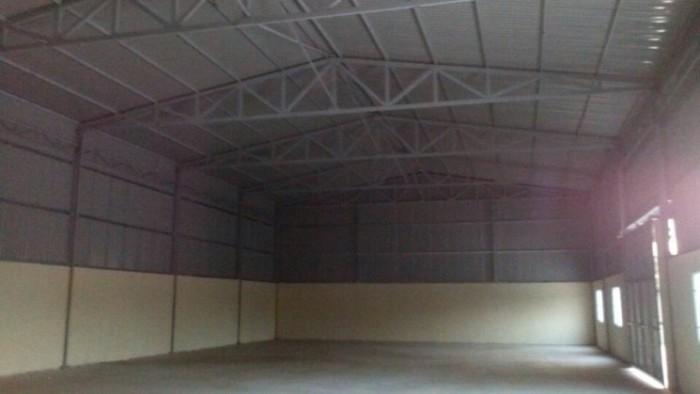 Hãy xem ngay xưởng 120m2 container vào duy nhất tại Gia Lâm trước khi quyết định