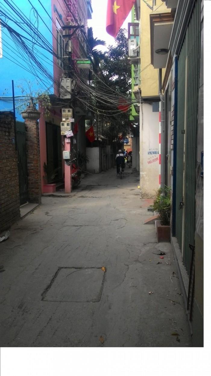 Có nhà 3 tầng Mai Hương, Hai Bà Trưng