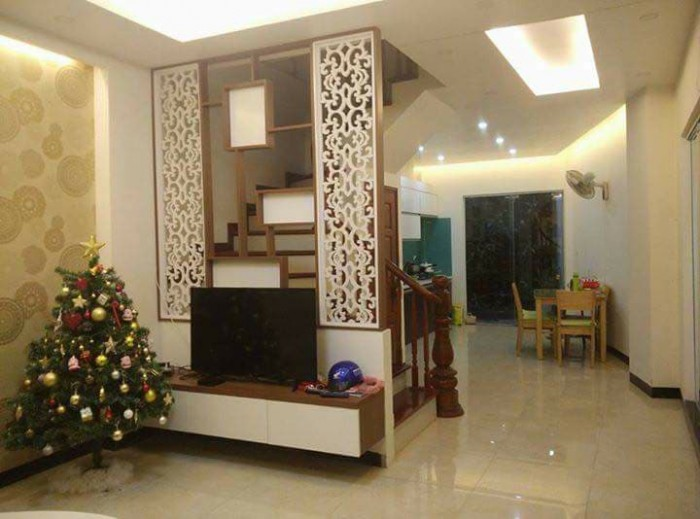 Bán biệt thự mini Kim Mã, 56m2x5T, mới đẹp,3 mặt thoáng