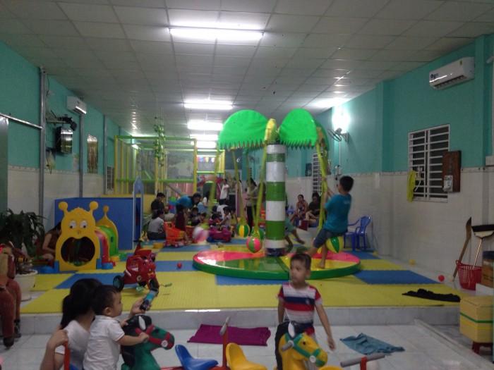 Nhà liên hoàn khu vui chơi em bé1