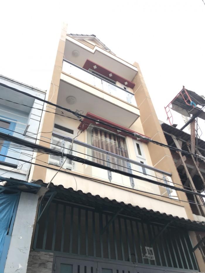 Cần Bán Gấp Nhà Hẻm Thông Đường Số 5 . ( 5x12,5m ) Bình Hưng Hòa . Bình Tân