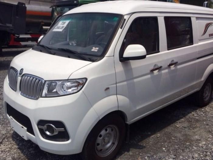 Xe tải Dongben x30 bán tải 2 chổ tải 950 kg, bán tải 5 chổ 650 kg vào thành phố .