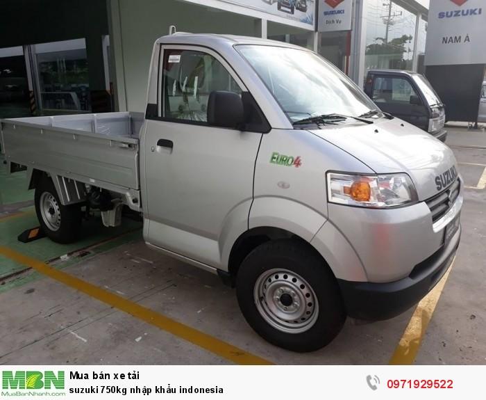 Suzuki 750kg nhập khẩu indonesia