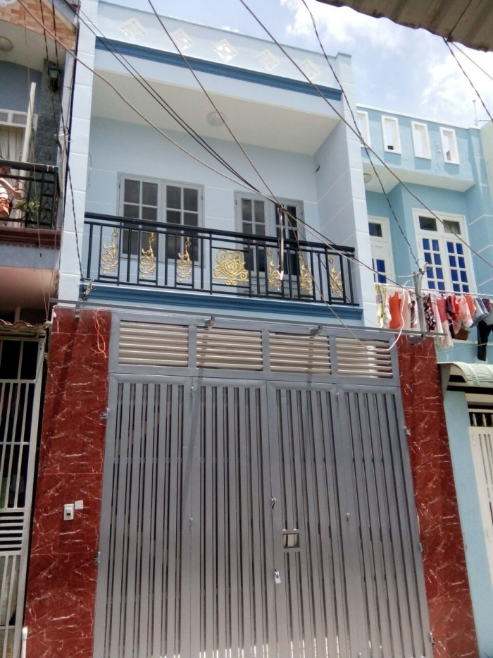 Bán Nhà Hxh Lâm Thị Hố, Dt 4*13m, 2.75Tỷ