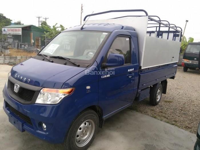 Xe tải nhỏ Kenbo 990 kg thùng mui bạt nhập khẩu .