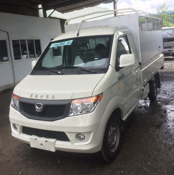 Xe tải nhỏ Kenbo 990 kg thùng mui bạt nhập khẩu . 1