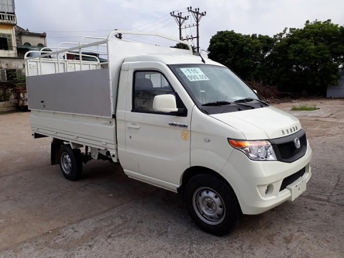 Xe tải nhỏ Kenbo 990 kg thùng mui bạt nhập khẩu . 2