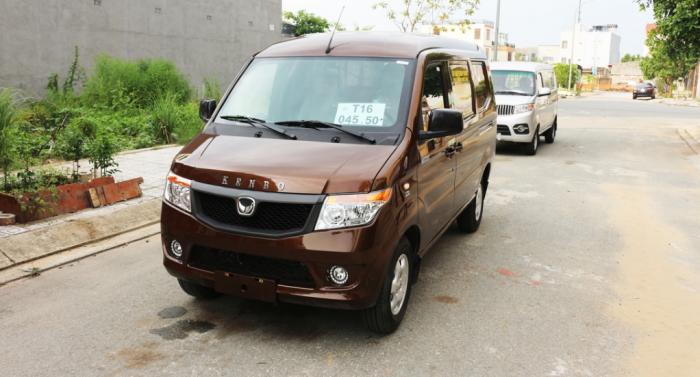 Xe tải nhỏ Kenbo 990 kg thùng mui bạt nhập khẩu . 4