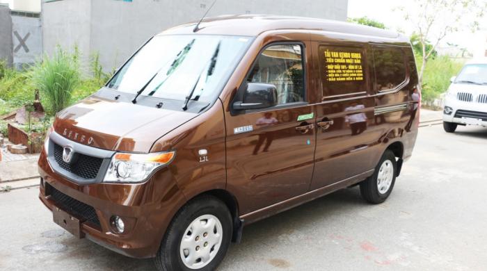 Xe tải nhỏ Kenbo 990 kg thùng mui bạt nhập khẩu . 3