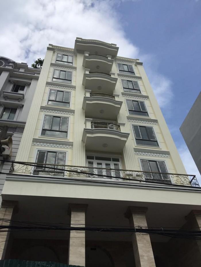 Có ngay tòa nhà 10 tầng mặt phố Tôn Đức Thắng 275m2 chễm chệ ngã tư.