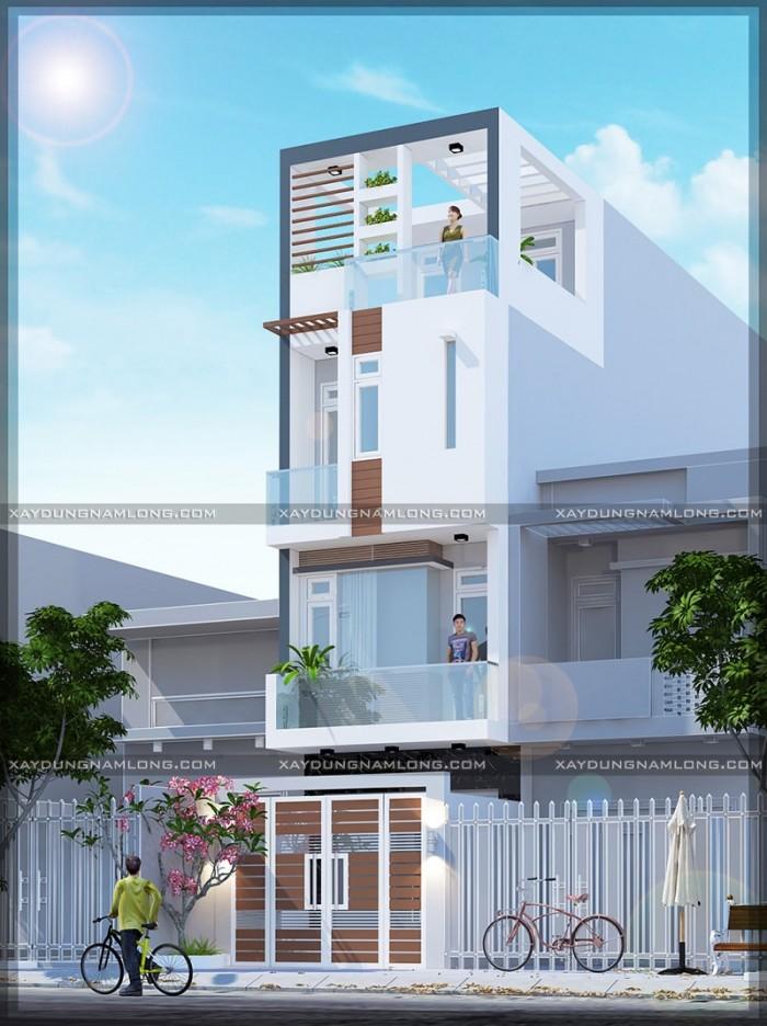 Bán nhà mặt tiền Trần Hưng Đạo, Phan Thiết