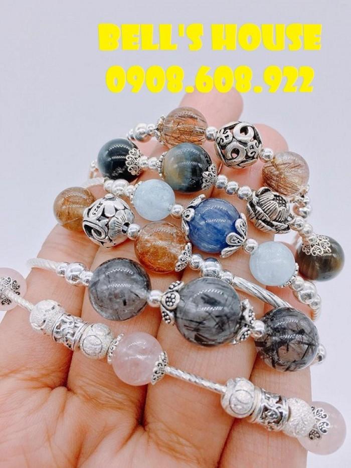 Vòng phong thủy đá thiên nhiên số lượng lớn TPHCM, cung cấp sỉ số lượng lớn vòng đá tự nhiên,12