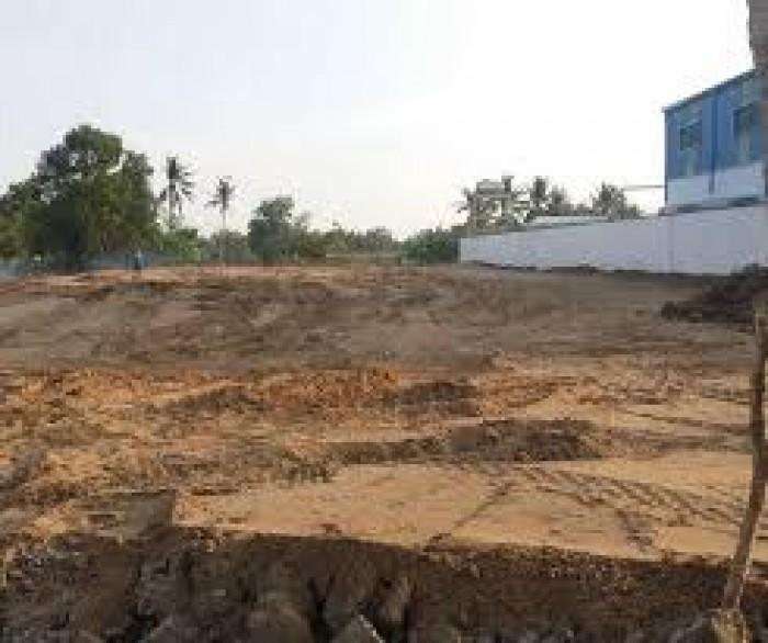 Đất đầu tư giá rê, MT đường Trần Đại Nghĩa, huyện Bình Chánh