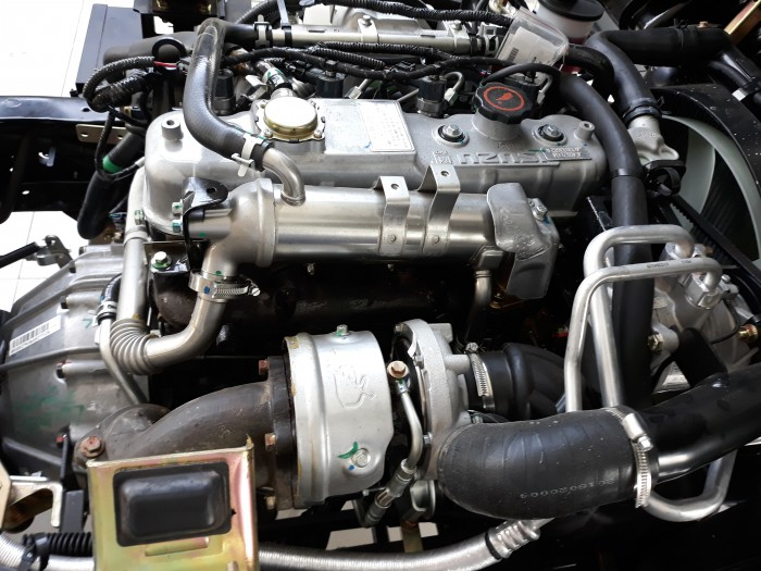 Xe IZ65 3.5  tấn đời 2018 của hyundai Đô 1
