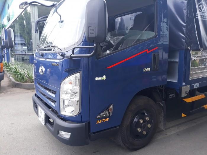 Xe IZ65 3.5  tấn đời 2018 của hyundai Đô 0