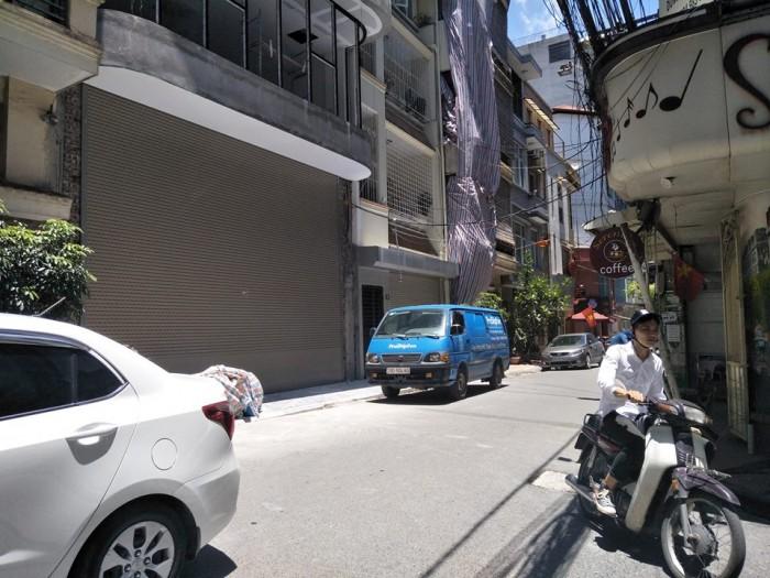 Bán nhà phố Nguyên Hồng Láng Hạ Đống Đa 90m2x8 tầng thang máy mặt tiền 8m