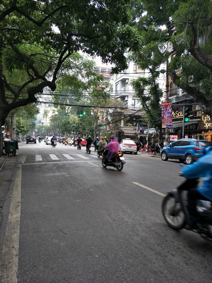 Mặt phố hiếm phố cổ Nguyễn Hữu Huân cực VIP 80m2x4T