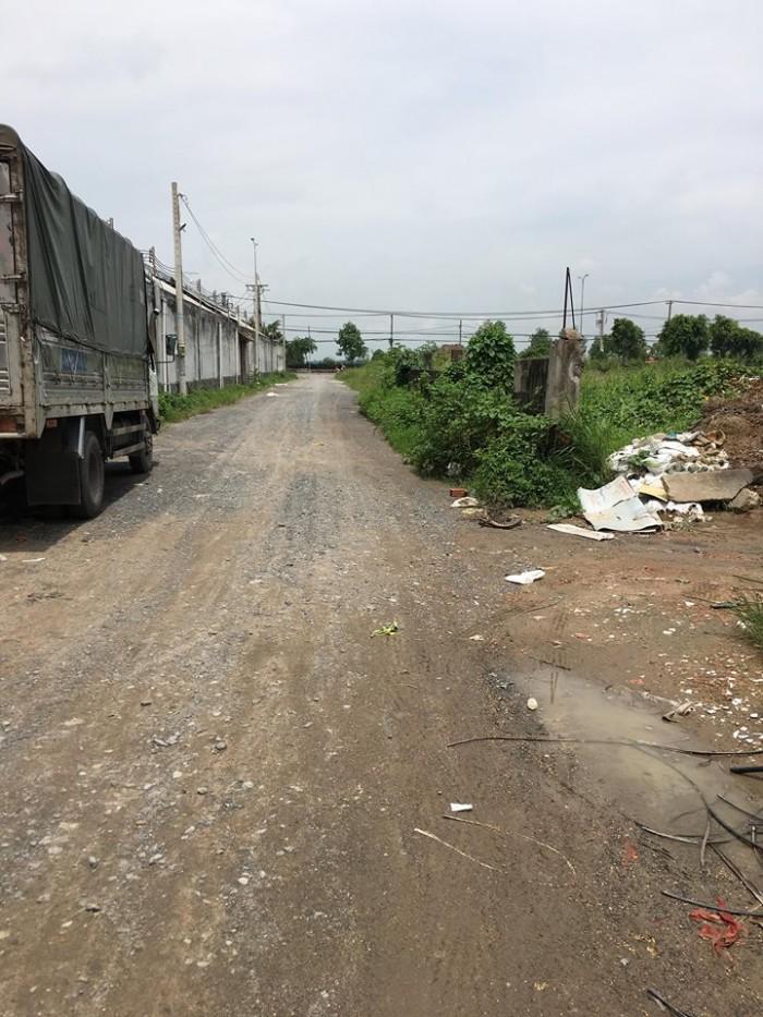 Bán đất xưởng Hóc Môn gần MT Quốc lộ 22 xã tân Hiệp ,dt,70x 40,SHR