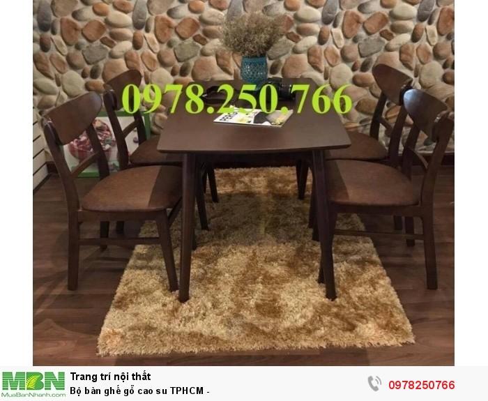 bàn ăn gỗ, bộ bàn ăn cherry, ghế gỗ tp. hcm0