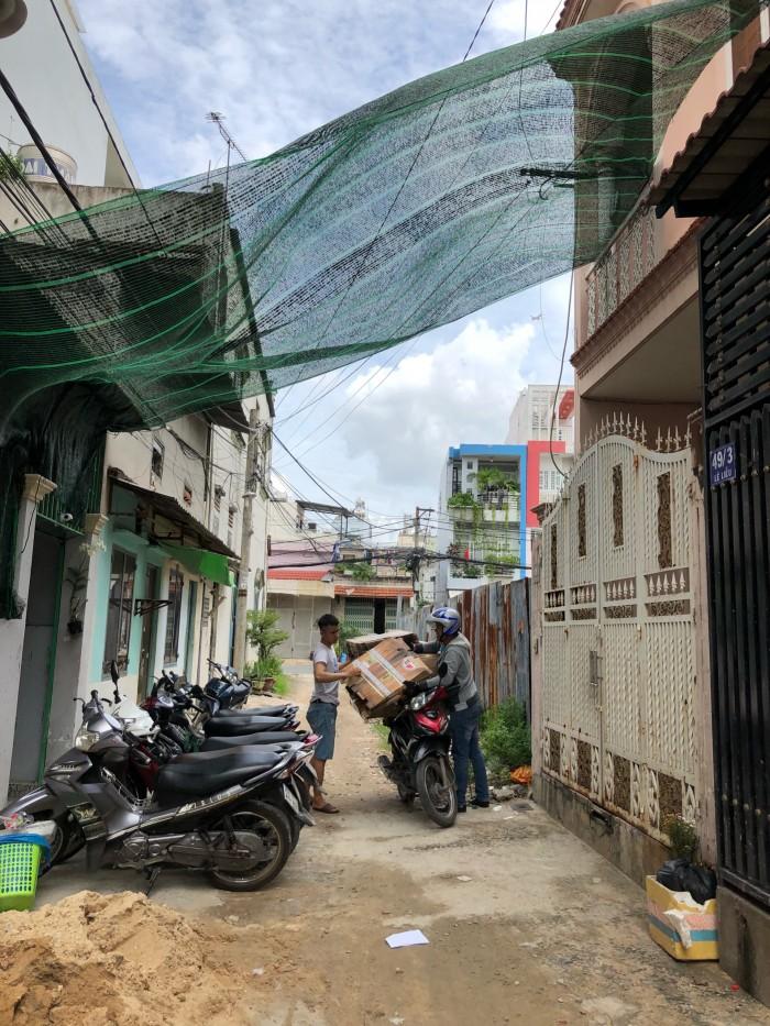 Cần cho thuê gấp nhà Nguyễn Thế Truyện,P. Tân Sơn Nhì, Q. Tân Phú.