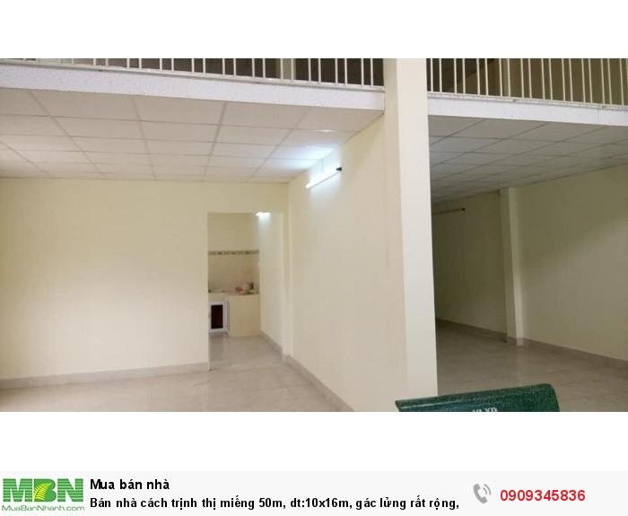 Bán nhà cách trịnh thị miếng 50m, dt:10x16m, gác lửng, sổ hồng riêng, giá 2.93 tỷ