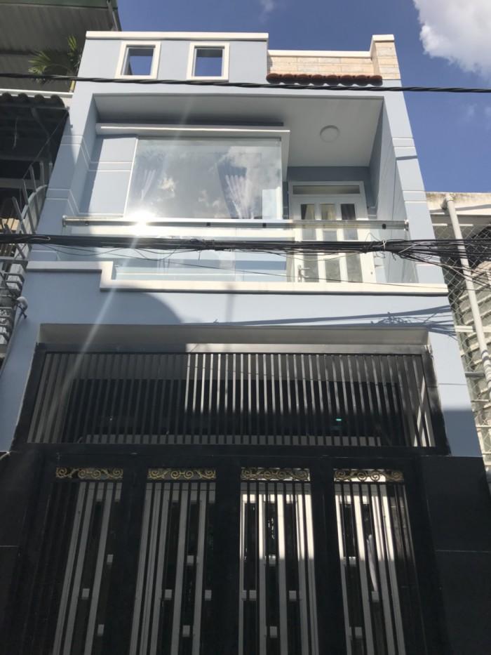 Bán Nhà Hẻm 338/ Đường Chiến Lược ( 4x12m ) Q . Bình Tân