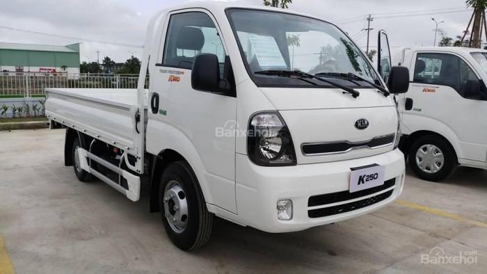 Bán xe tải mới Kia K250, tải trọng 2.5 tấn, đời mới nhất 2018, Euro4. 4