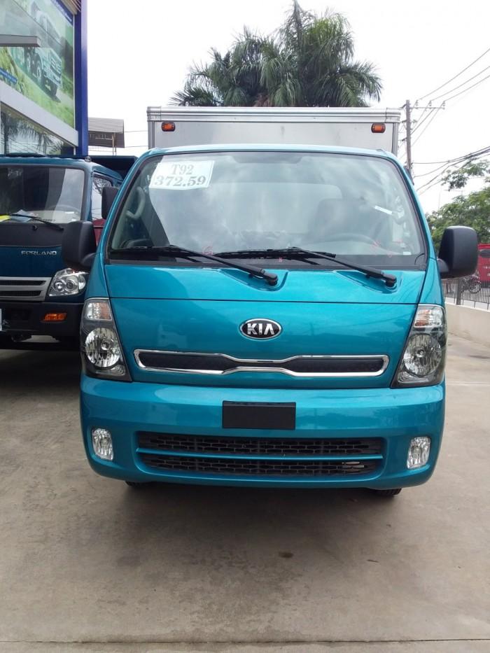 Bán xe tải mới Kia K250, tải trọng 2.5 tấn, đời mới nhất 2018, Euro4. 2