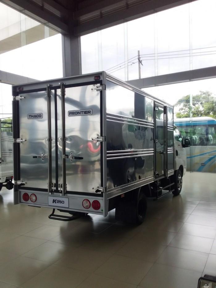 Bán xe tải mới Kia K250, tải trọng 2.5 tấn, đời mới nhất 2018, Euro4. 1