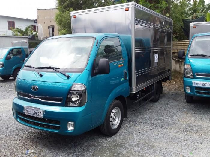 Bán xe tải mới Kia K200, tải trong 1.9 tấn, đời mới nhất 2018, Euro4. 2