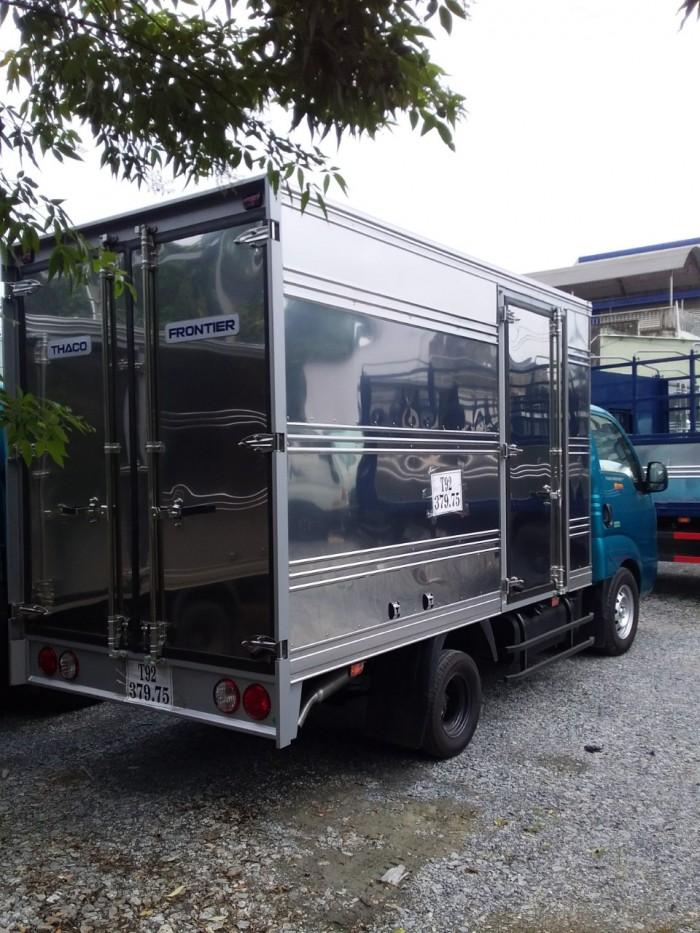 Bán xe tải mới Kia K200, tải trong 1.9 tấn, đời mới nhất 2018, Euro4. 0