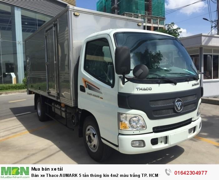 Thaco Khác sản xuất năm 2016 Số tay (số sàn) Xe tải động cơ Dầu diesel